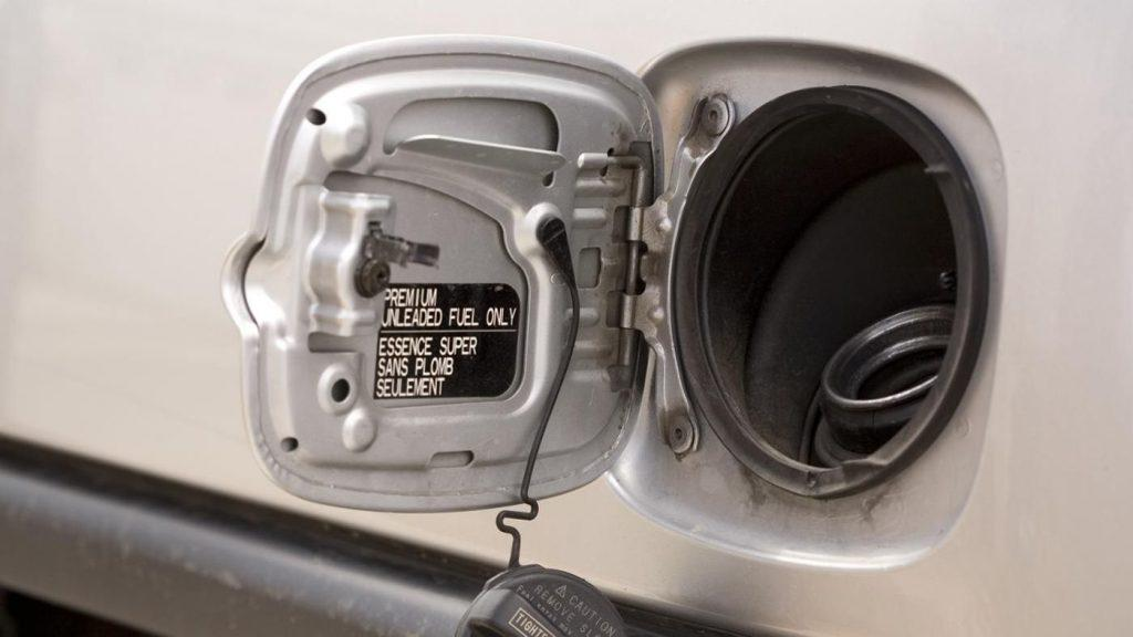 Image of gas tank