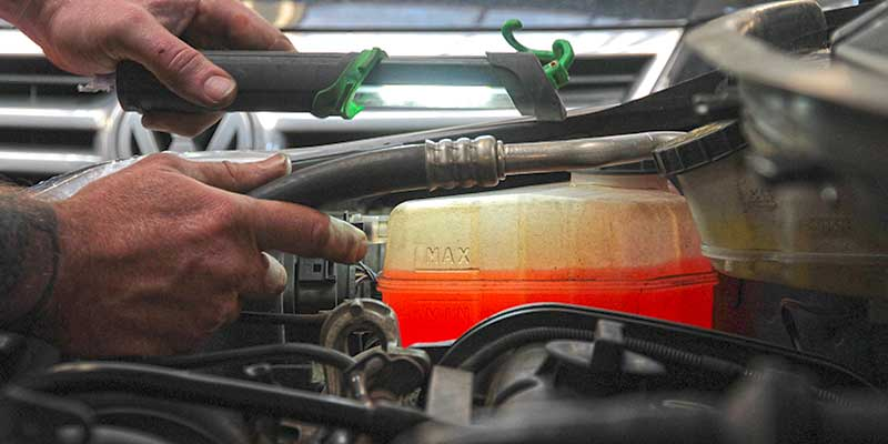 What Happens If The Car Engine Coolant Is Low?