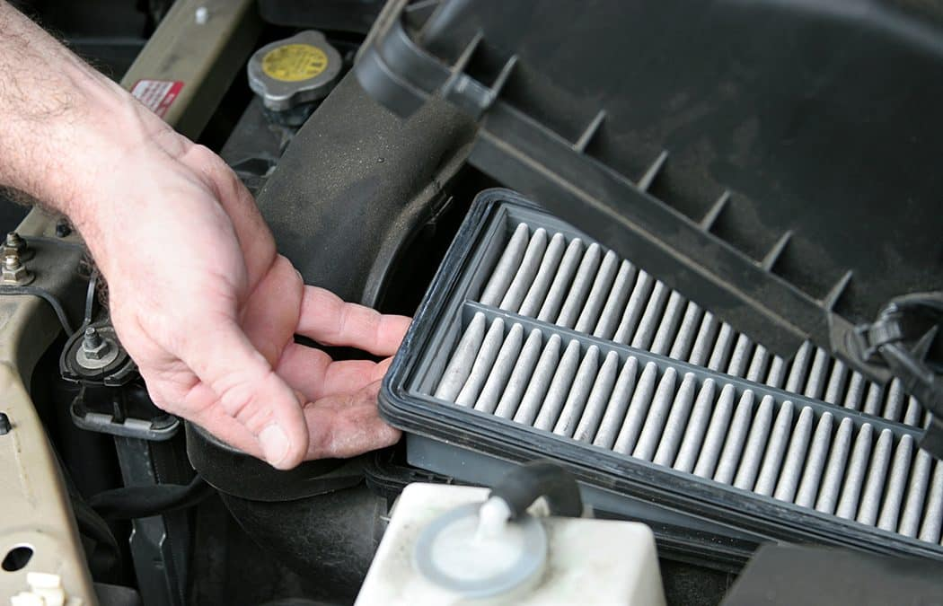 When Should You Replace The Engine Air Filter?
