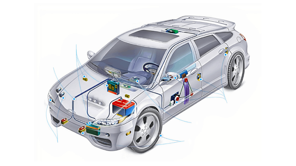 TROUBLESHOOTING CAR'S  ELECTRICAL SYSTEM