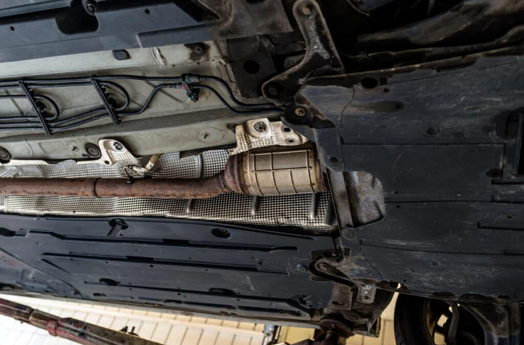 Is It A Good Idea Driving With A Bad Catalytic Converter?