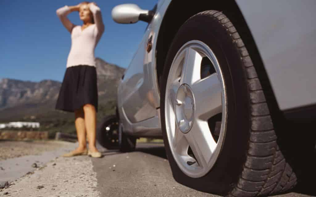 How Far Can You Drive On a Flat Tire?
