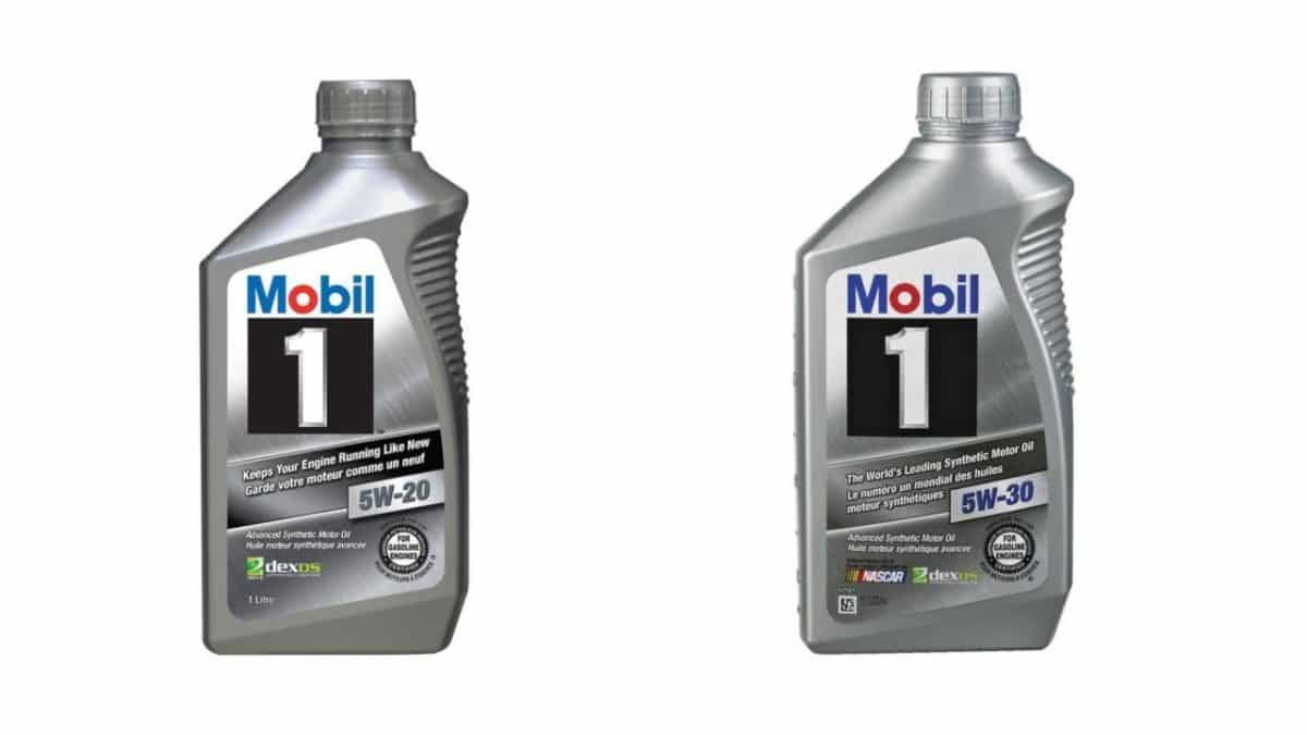 Can I Use 5W30 Motor Oil Instead of 5W20?